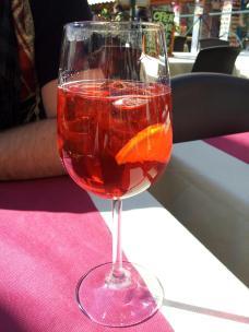 Venetian Spitz - a strong one