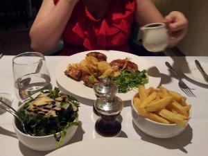 Coq d'Argent, bank, london, french restaurant